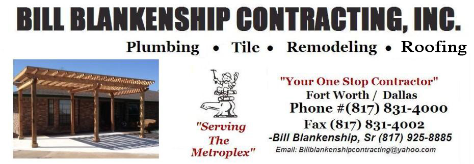 Bill Blankenship Contracting Inc.