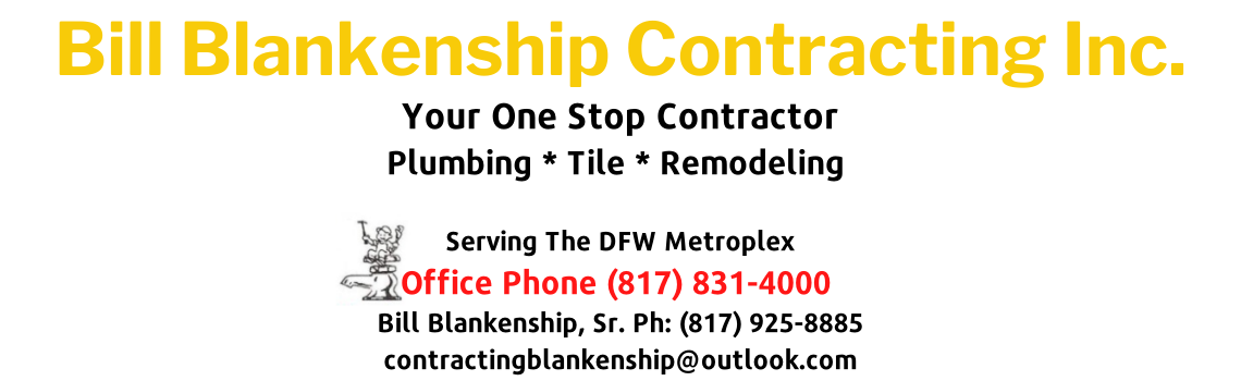 Bill Blankenship Contracting Inc.